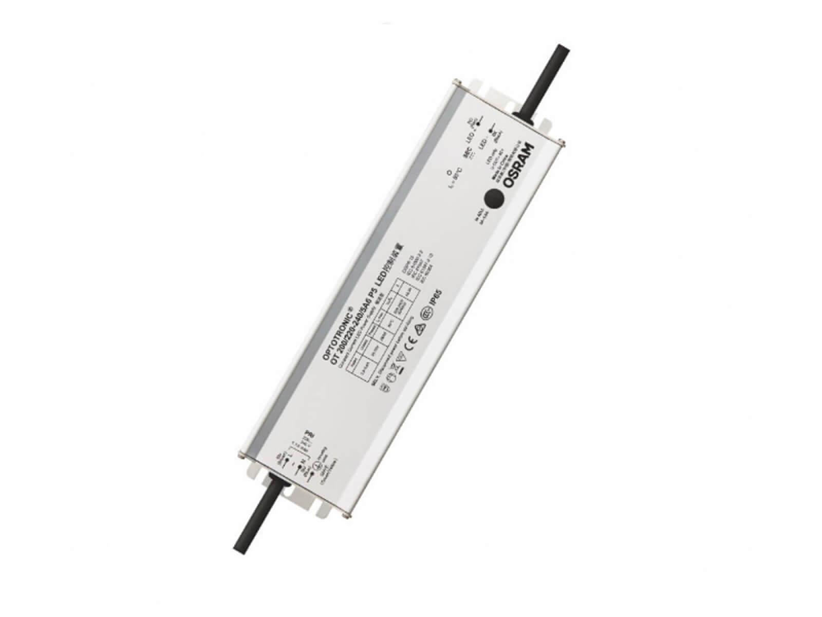 Yüksek Çıkış Akımlı/Ayarlanabilir LED Driver
