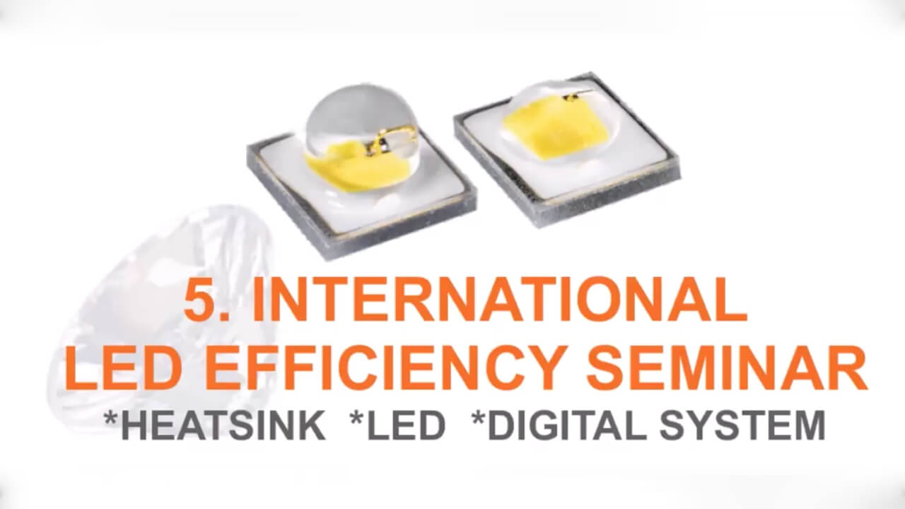 5. International led efficiency seminar