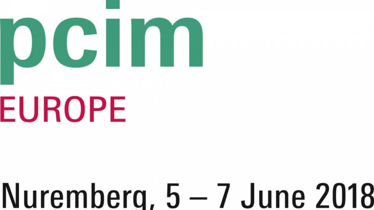 PCIM EUROPE 2018