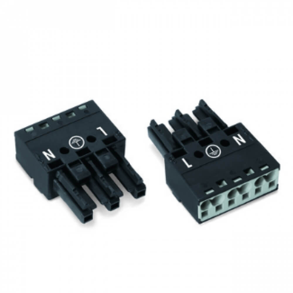 3 Poles Winsta Pluggable Connectors
