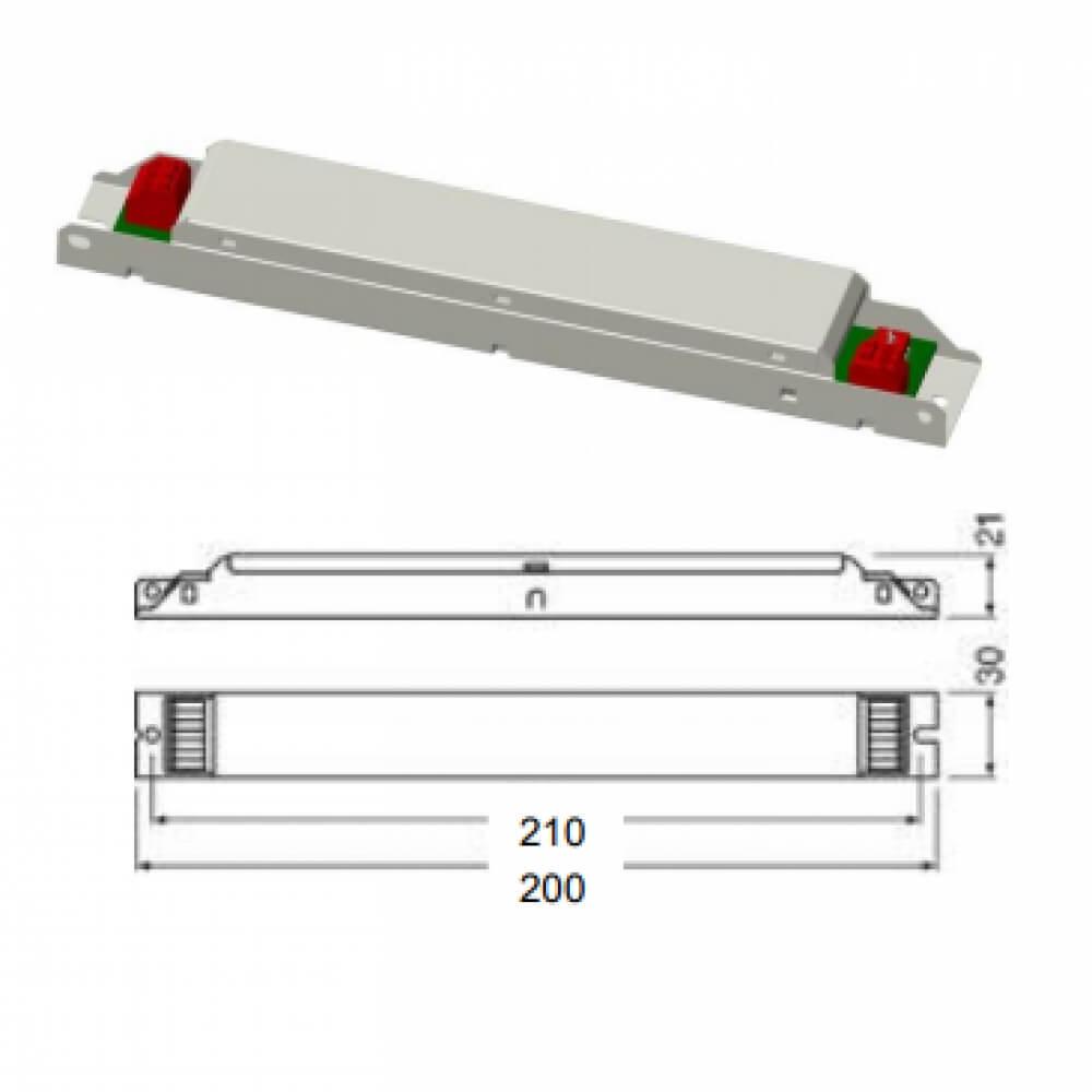 ELEMENT 60/220-240/350 D CS L