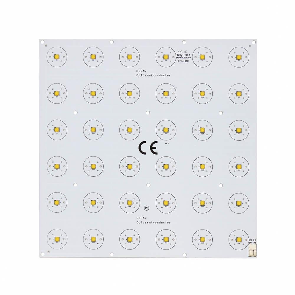 REC-AL1-205X205-SQRx36 Led Modül