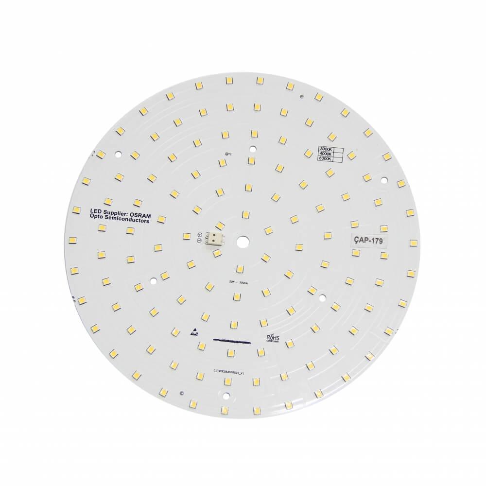 CRL-AL1-179X1.6-D28X126 Led Modül